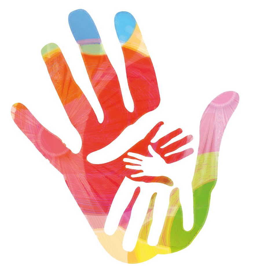 Glücksmomente Hände